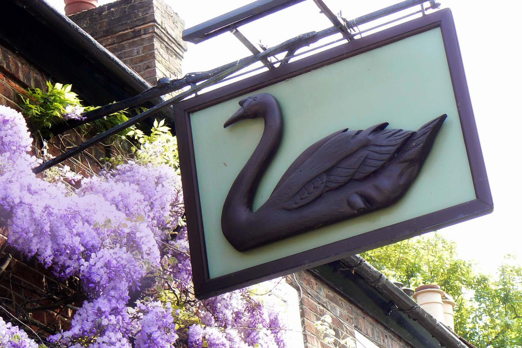 Welcome To The Swan Inn In Denham Village Uxbridge