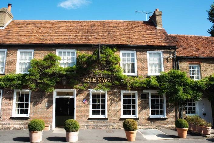 The Swan Inn Denham